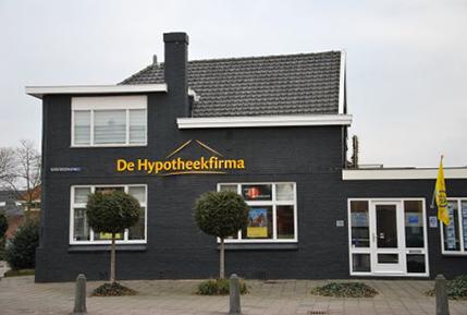 De vestiging hypotheekfirma - Contact